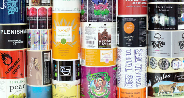 Everything You Need to Know about Product Label Materials, Finishes, Image Resolutions, and More